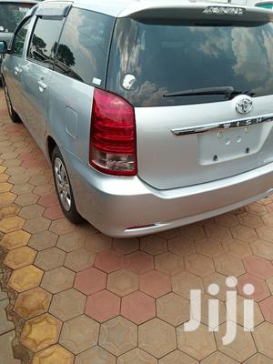 Toyota Wish 2007 Silver   Cars for sale in Kampala