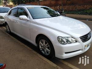 Toyota Mark X 2007 White | Cars for sale in Kampala