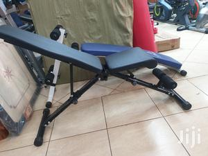 Adjustable Sit Up Bench for Gym   Sports Equipment for sale in Kampala