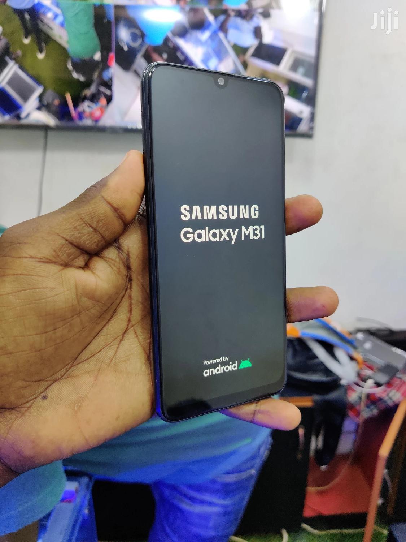 Samsung Galaxy M31 128 GB Black   Mobile Phones for sale in Kampala, Uganda