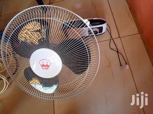 Wall Fan - Black Blade | Home Appliances for sale in Kampala