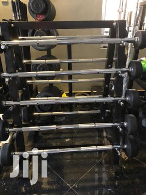 Olympic Bar For Gym | Sports Equipment for sale in Kampala