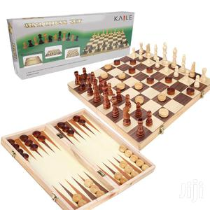 3 In 1 Chess Set | Books & Games for sale in Kampala