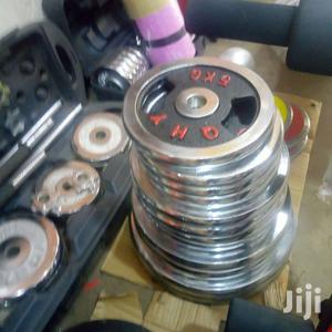 Weights for Gym   Sports Equipment for sale in Kampala