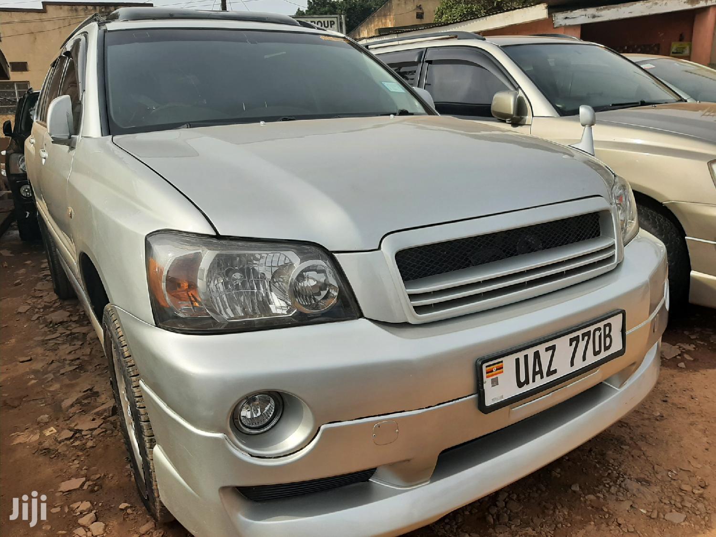 Toyota Kluger 2003 Silver | Cars for sale in Kampala, Uganda