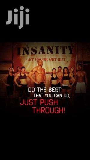 Insanity 60day Workout DVD   CDs & DVDs for sale in Kampala