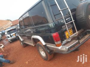 Toyota Land Cruiser Prado 1999 Black   Cars for sale in Kampala