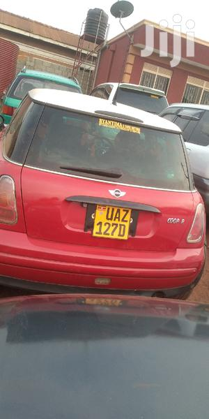 Mini Cooper 2005 Red   Cars for sale in Kampala