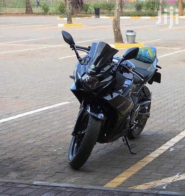 Suzuki GSX 2019 Black   Motorcycles & Scooters for sale in Kampala, Uganda