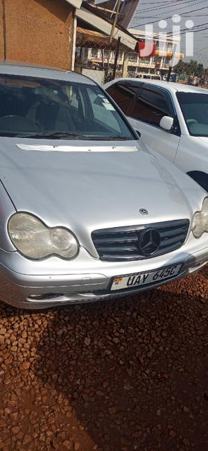 Mercedes-Benz C180 2003 Silver | Cars for sale in Kampala