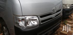 Toyota Hiace 2012 Silver   Buses & Microbuses for sale in Kampala