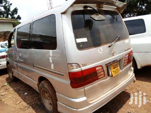 Toyota Granvia 2004 Silver For Sale   Buses & Microbuses for sale in Kampala