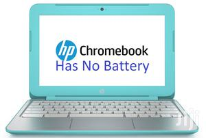 Laptop HP Chromebook 14 G3 4GB Intel Core 2 Quad SSD 32GB | Laptops & Computers for sale in Kampala