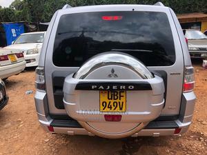 Mitsubishi Pajero 2011 Silver   Cars for sale in Kampala