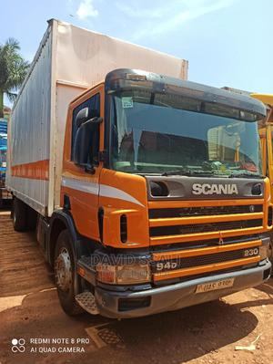 Scania 2004 Orange | Trucks & Trailers for sale in Kampala, Central Division