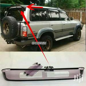 REAR SPOLIER FOR PRADO Clear | Vehicle Parts & Accessories for sale in Kampala