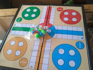 Playing Game LUDO | Books & Games for sale in Kampala