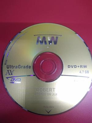 Rewritable DVD+RW Disc 4.7gb   CDs & DVDs for sale in Kampala