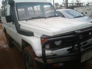 Toyota Land Cruiser 2005 White | Cars for sale in Kampala