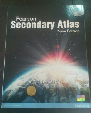 Pearson Secondary Atlas New Edition | Books & Games for sale in Kampala
