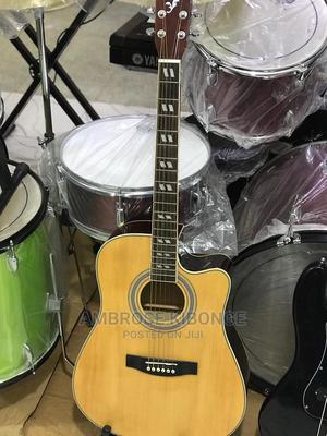 YAMAHA Amplified Acoustic Guitar | Musical Instruments & Gear for sale in Kampala