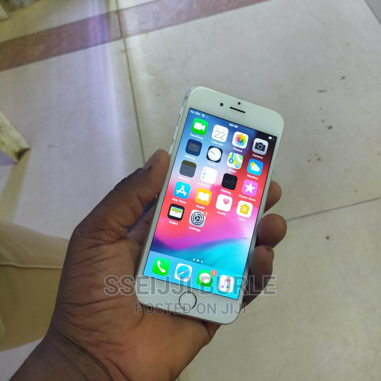 Apple iPhone 6 64 GB Silver   Mobile Phones for sale in Kampala, Uganda