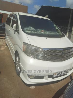 Toyota Alphard 2005 White | Cars for sale in Kampala