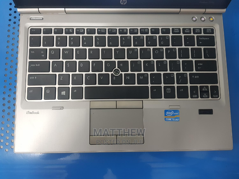 Laptop HP EliteBook 2570P 4GB Intel Core I5 HDD 250GB   Laptops & Computers for sale in Kampala, Uganda
