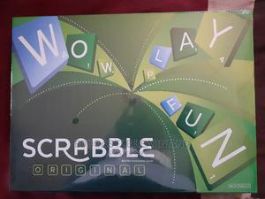 Scrabble Board Game   Books & Games for sale in Kampala