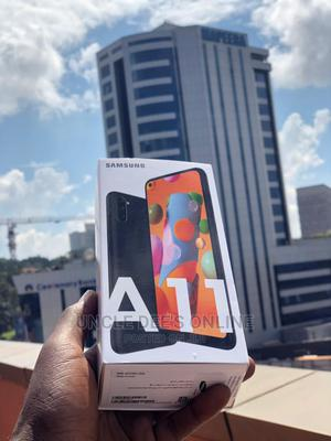 New Samsung Galaxy A11 32 GB Blue   Mobile Phones for sale in Kampala