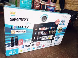 "Smart Plus 43 "" Smart Tv   TV & DVD Equipment for sale in Kampala"