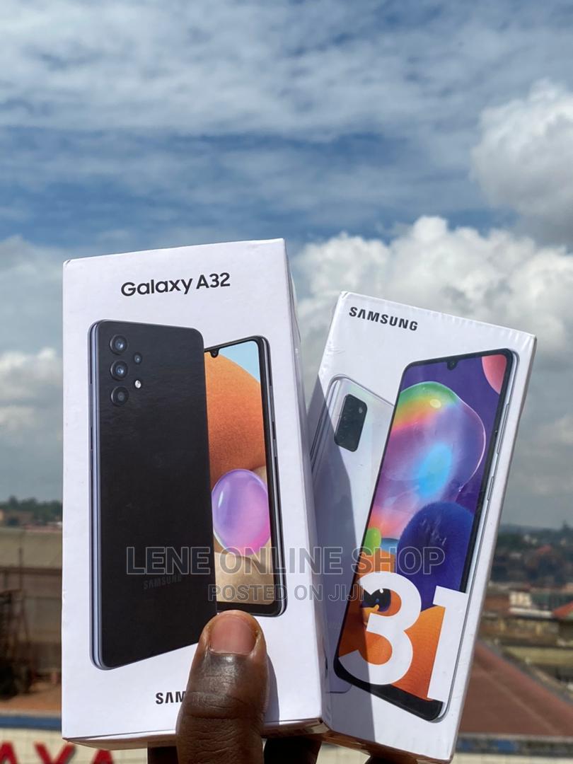 New Samsung Galaxy M31 128 GB Black | Mobile Phones for sale in Kampala, Uganda