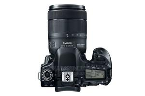 Canon EOS 80D With 18-135 IS USM Lens Kit | Photo & Video Cameras for sale in Wakiso
