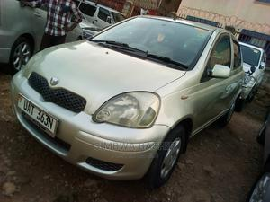 Toyota Vitz 1999 Gold | Cars for sale in Kampala
