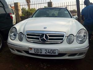 Mercedes-Benz E240 2008 White   Cars for sale in Kampala