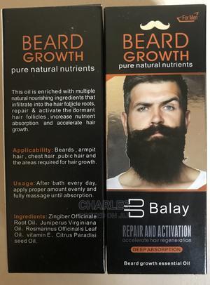 Beard Oil for Men.   Hair Beauty for sale in Kampala