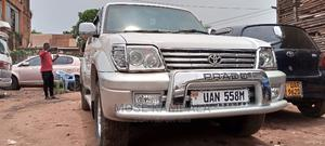Toyota Land Cruiser Prado 1998 Silver | Cars for sale in Kampala