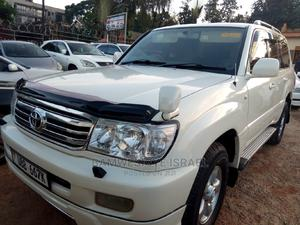 Toyota Land Cruiser Prado 2005 VX White | Cars for sale in Kampala