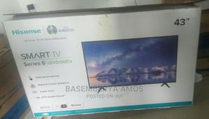 Hisense Android Smart TV 43 Inches | TV & DVD Equipment for sale in Kampala