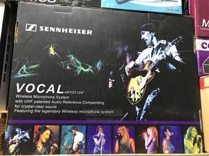 Sennheizer Wireless Microphone   Audio & Music Equipment for sale in Kampala