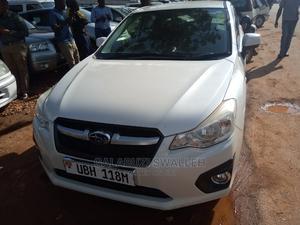 Subaru Impreza 2013 White   Cars for sale in Kampala