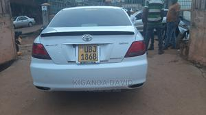 Toyota Mark X 2008 White | Cars for sale in Kampala