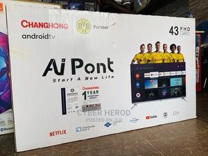 """Changhong 43"""" Android Smart Tv 