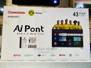 """Android Smart Tv Changhong 43"""" 