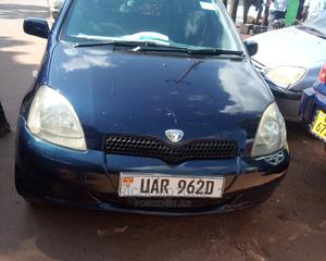 Toyota Vitz 2000 Blue | Cars for sale in Kampala