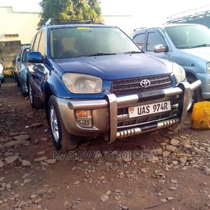 Toyota RAV4 2002 Blue   Cars for sale in Kampala