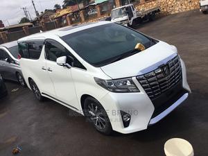 Toyota Alphard 2018 White   Cars for sale in Kampala