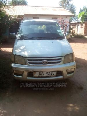 Toyota Noah 2006 Silver   Buses & Microbuses for sale in Eastern Region, Mbale