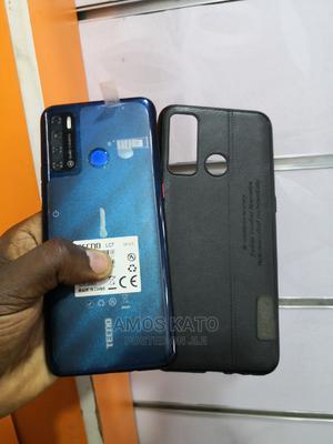 Tecno Pouvoir 4 32 GB Blue | Mobile Phones for sale in Kampala