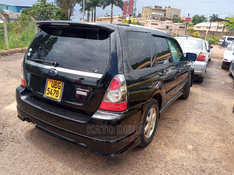 Subaru Forester 2007 Black   Cars for sale in Kampala, Uganda